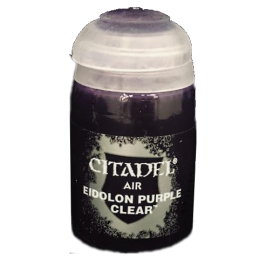 AIR: EIDOLON PURPLE CLEAR...