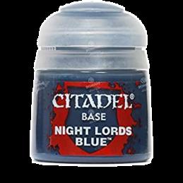 BASE: NIGHT LORDS BLUE (12ML)