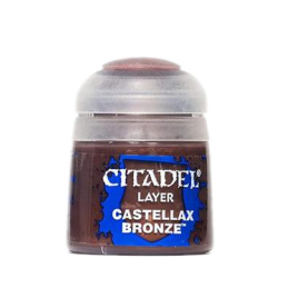 LAYER: CASTELLAX BRONZE (12ML)