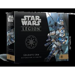 SW Légion : Soldats CRA