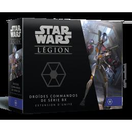 SW Légion : Droïdes...