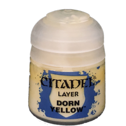LAYER: DORN YELLOW (12ML)