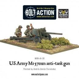 US Army M1 57mm Anti-Tank Gun