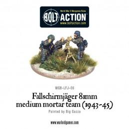 Fallschirmjager 81MM Medium...