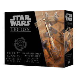 SW Légion : Ravitaillement...