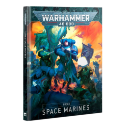 CODEX: SPACE MARINES (v9)