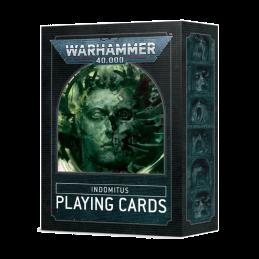 WARHAMMER 40000: cartes à...
