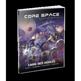 CORE SPACE - LIVRE DES...