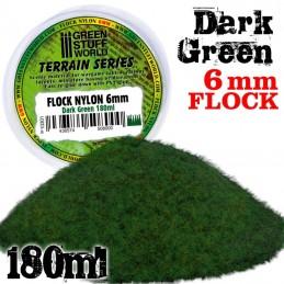 Herbe Statique 6 mm - Vert...