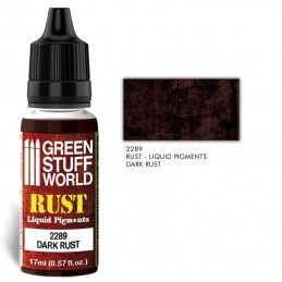 Pigments Liquides DARK RUST