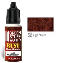 Pigments Liquides MEDIUM RUST