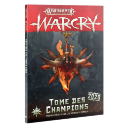 WARCRY: TOME DES CHAMPIONS...