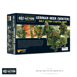 Starter Army German Heer...