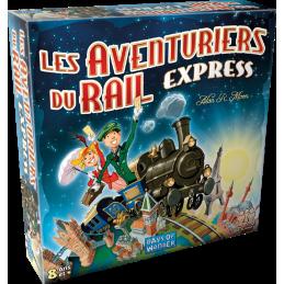 Les Aventuriers du Rail:...