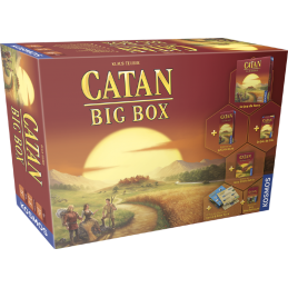 Boite Catan : Big Box