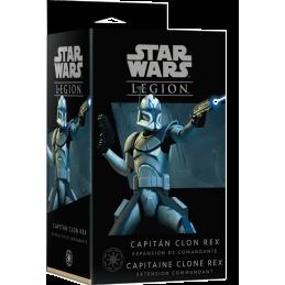 SWL: Capitaine Clone Rex