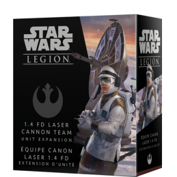 SWL: Équipe Canon Laser 1.4 FD
