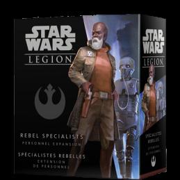SWL: Spécialistes Rebelles