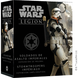 SWL: Stormtroopers...