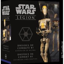 SWL: Droïdes de Combat B1...