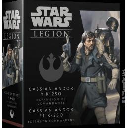 SWL: Cassian Andor et K-2SO