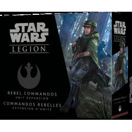 SWL: Commandos Rebelles