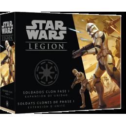 SWL: Soldats Clones de Phase I