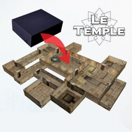 Tenfold Dungeon - Le temple
