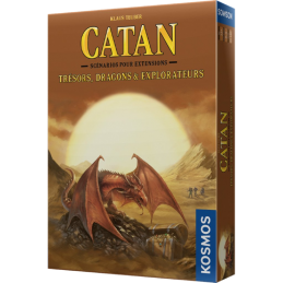 Catan: Trésors, Dragons &...