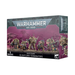 boite DEATH GUARD BLIGHTLORD TERMINATORS