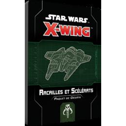 X-WING 2.0 : PAQUET DÉGÂTS...