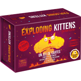 Exploding Kittens : Édition...