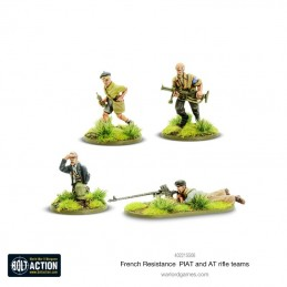 French Resistance PIAT &...