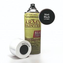 Bombe noir mat
