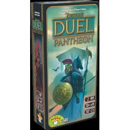 7 Wonders Duel : Panthéon...