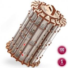 Labyrinthe mobile en bois