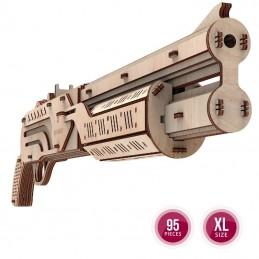 Fusil mobile en bois