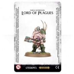 BLISTER NURGLE ROTBRINGERS LORD OF PLAGUES