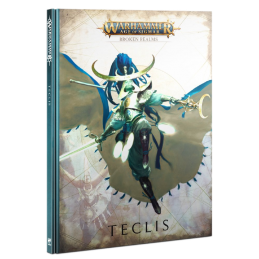 BROKEN REALMS: TECLIS