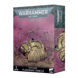 boite DEATH GUARD PLAGUEBURST CRAWLER