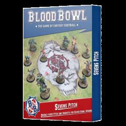 Terrain de Blood Bowl à Sept