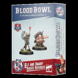 BLOOD BOWL: Arbitres...