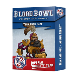 Imperial Nobility Team Card...