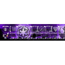 Bande Star Wars Legion Violet