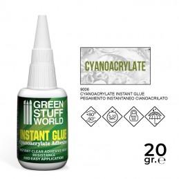 Colle Cyanoacrylate 20gr.