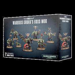 Warboss Grukk's Boss Mob...