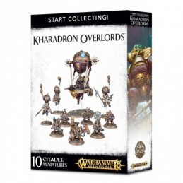 Boite START COLLECTING! KHARADRON OVERLORDS