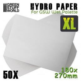Hydropapier XL x50