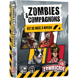 Zombicide : Zombies &...