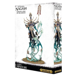 Boite DEATHLORDS NAGASH SUPREME LORD OF UNDEAD